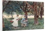 Summer Afternoon, Morris, Connecticut, 1885 by William Henry Lippincott