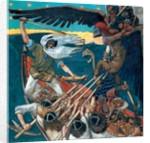 The Defence of the Sampo, 1896 by Akseli Valdemar Gallen-Kallela
