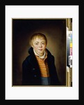 Count Alexander Alexeyevich Galitzine by Russian School