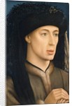 Portrait of a Man, 1430 by Rogier van der Weyden