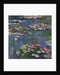 Waterlilies, 1916 by Claude Monet
