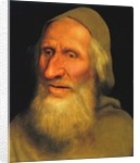 Head of an Old Man, c.1525 by Quentin Massys or Metsys