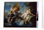 Perseus and Andromeda by Carle van Loo