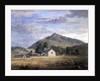 PD.2-1967 Haymaking at Dolwyddelan below Moel Siabod, North Wales, c.1776-86 by Paul Sandby