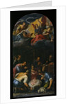 The Adoration of the Shepherds, c.1600-10 by Alessandro Turchi