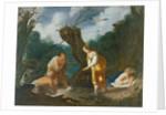 Latona transforming the peasants into frogs, c.1644 by Johann Hulsman