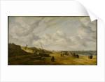 View of Scheveningen Sands, c.1630 by Hendrik van Anthonissen