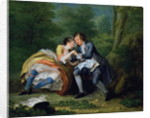 After, c.1730-31 by William Hogarth