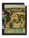 The Pigeon House, 1920 by Mark Gertler