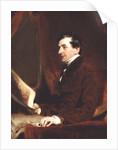 Portrait of Samuel Woodburn, c.1820 by Thomas Lawrence