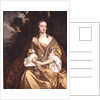 Portrait of a Lady, probably Mary Parsons, later Mrs Draper, c.1665 by Peter Lely