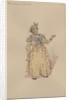 The Landlady of Almack's, c.1920s by Joseph Clayton (1856-1937) Clarke