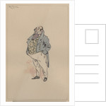 Mr Chick, c.1920s by Joseph Clayton (1856-1937) Clarke