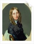 Portrait of Madame Frederic Reiset, 1846 by Jean Auguste Dominique Ingres