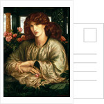 The Lady of Pity, 1879 by Dante Gabriel Charles Rossetti