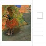 Ballet Dancer, c.1888-94 by Edgar Degas