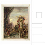 The Entombment, c.1867 by Gustave Moreau