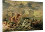 Neptune Calming the Tempest, 1635 by Peter Paul Rubens
