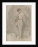 Study for 'The Tall Flower', c.1886 by James Abbott McNeill Whistler