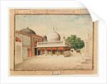 The Dargah at Nizamuddin by Muhammad Yusuf