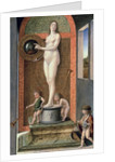 Allegory of Prudence by Giovanni Bellini