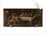 The Last Supper by Paris Bordone
