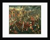 The Taking of Constantinople by Palma Il Giovane