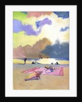 Summer Evening, 1980s by George Adamson