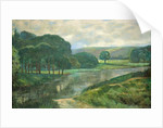 The Upper Severn, c.1939 by Alfred Thornton