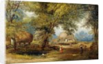 At Elmore, Gloucester, 1879 by Edward Smith