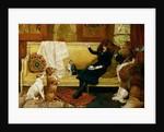 Teatime Treat, 1883 by John Charlton