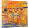 Boats in Harbour, Saint-Tropez by Peter Graham