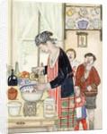 Christmas Pudding by Gillian Lawson