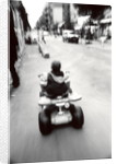 Scooter Kid, NY, 2006 by James Galloway