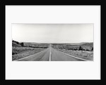 Highway, 100 mph, New Mexico, 2006 by James Galloway
