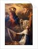 La France appuyŽe sur la Religion consacre ˆ Notre-Dame-des-Gloires des drapeaux pris ˆ l'ennemi, 1806 by Jean Charles Nicaise Perrin