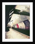 Please Check the front of the Train.. by Ellen Golla