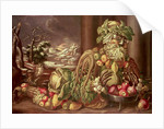 Winter by Giuseppe Arcimboldo