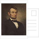 Abraham Lincoln, 1888 by H. Colcard