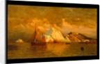 Near Midnight, Labrador, c.1880 by William Bradford