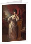 Penelope, Viscountess Ligonier, 1770 by Thomas Gainsborough