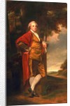 Jeremiah Milles, 1780-83 by George Romney