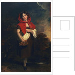 Emily Anderson: Little Red Riding Hood, c.1821 by Thomas Lawrence