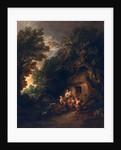 Cottage Door, c.1780 by Thomas Gainsborough