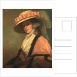 Catherine Adye, later Catherine Willett, 1784-85 by George Romney