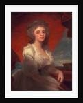 Catherine Burton, 1789 by George Romney