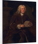 Frederick Frankland, c.1739-40 by William Hogarth