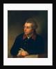 Richard Cumberland, c.1771 by George Romney