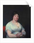 Woman with rose quartz jewellery, c.1810-15 by English School