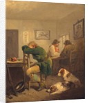 The Unlucky Sportsman, 1792 by George Morland